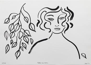 Mulher sem nome, 2017